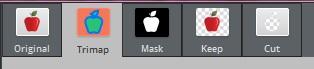 マスクのアイコン